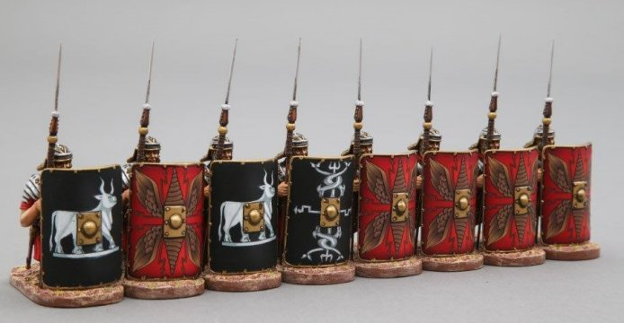 roman toy soldiers
